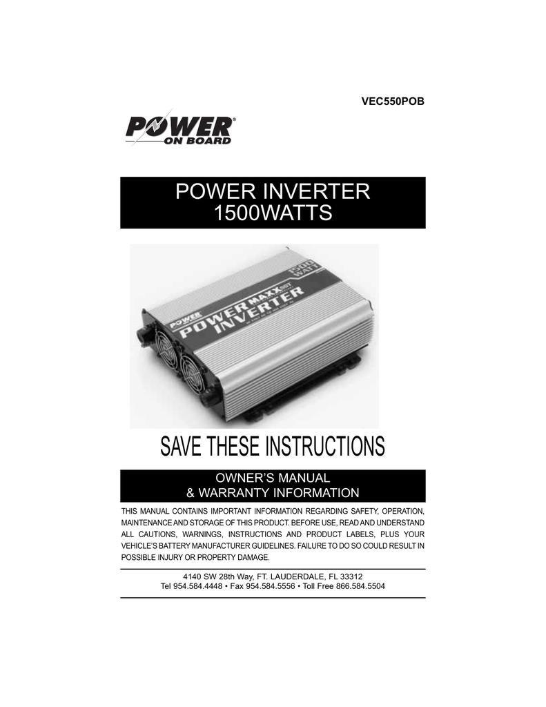 Power Inverter Popular Circuit Microcontroller
