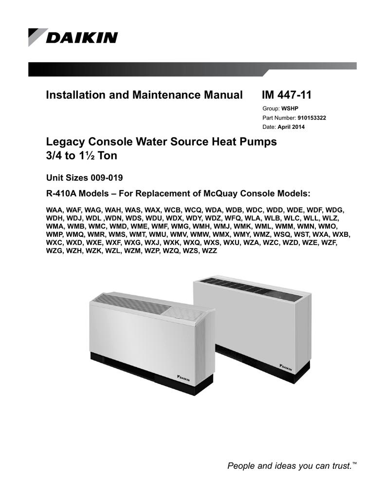 Snap Mcquay Air Conditioner Wiring Diagram Gallery Snyder Three Phase Water Source Heat Pump Best 2018