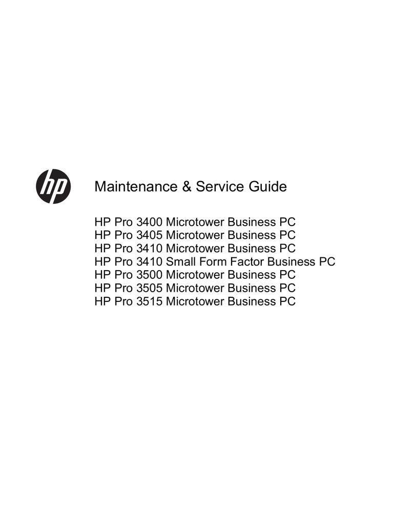 HP Pro 3515 Specifications | manualzz com