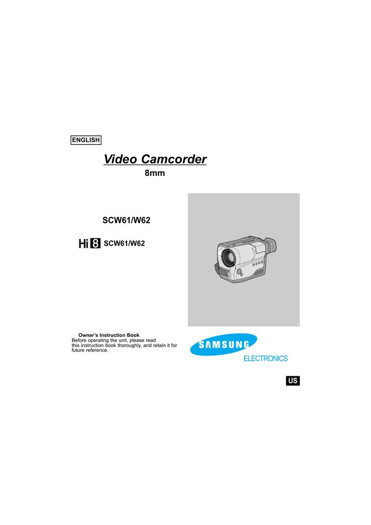 Samsung SCW61 Specifications   manualzz com