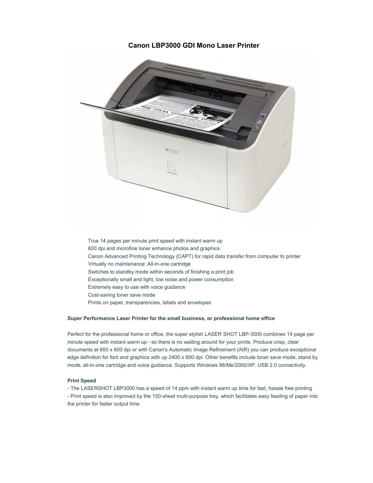 CANON LBP-810 AUTOMATIC IMAGE REFINEMENT DRIVERS FOR PC