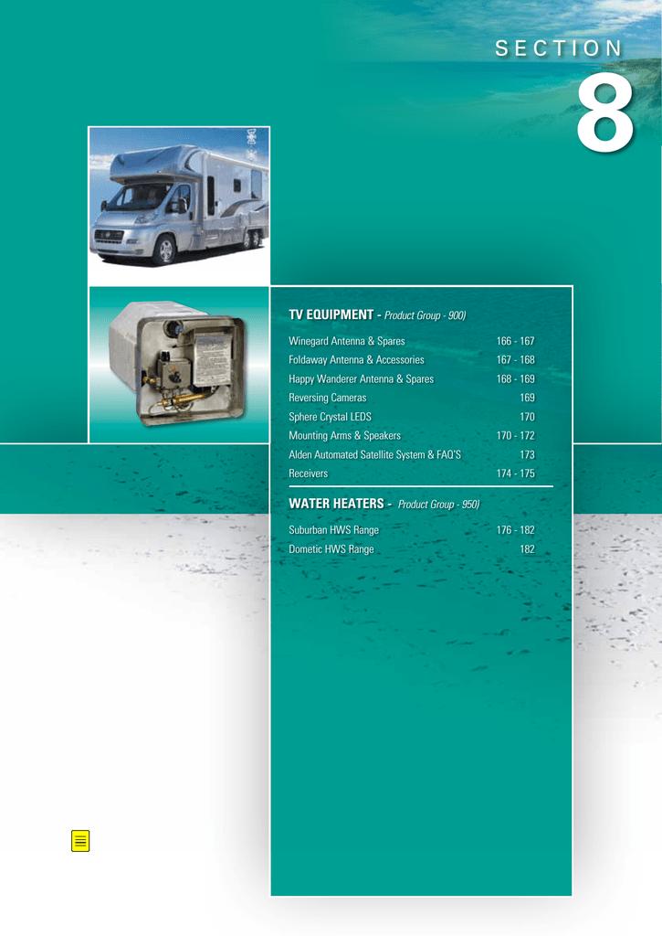 Winegard MVT-35W Specifications | manualzz com