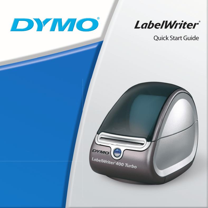 Dymo LabelWriter 400 Turbo User guide | manualzz com