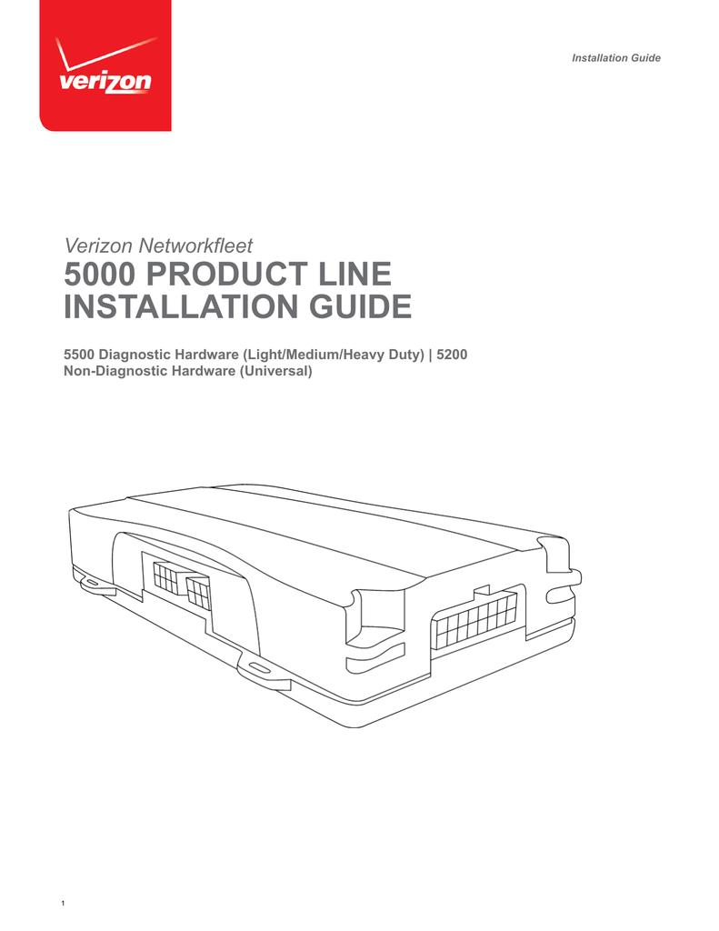 Black Box 5000 Series Installation guide | manualzz.com on