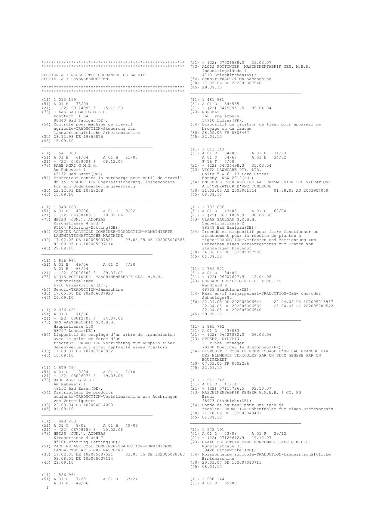 Abstellvorrichtung Appareil pour mélange traitement Bosch 1 427 133 091