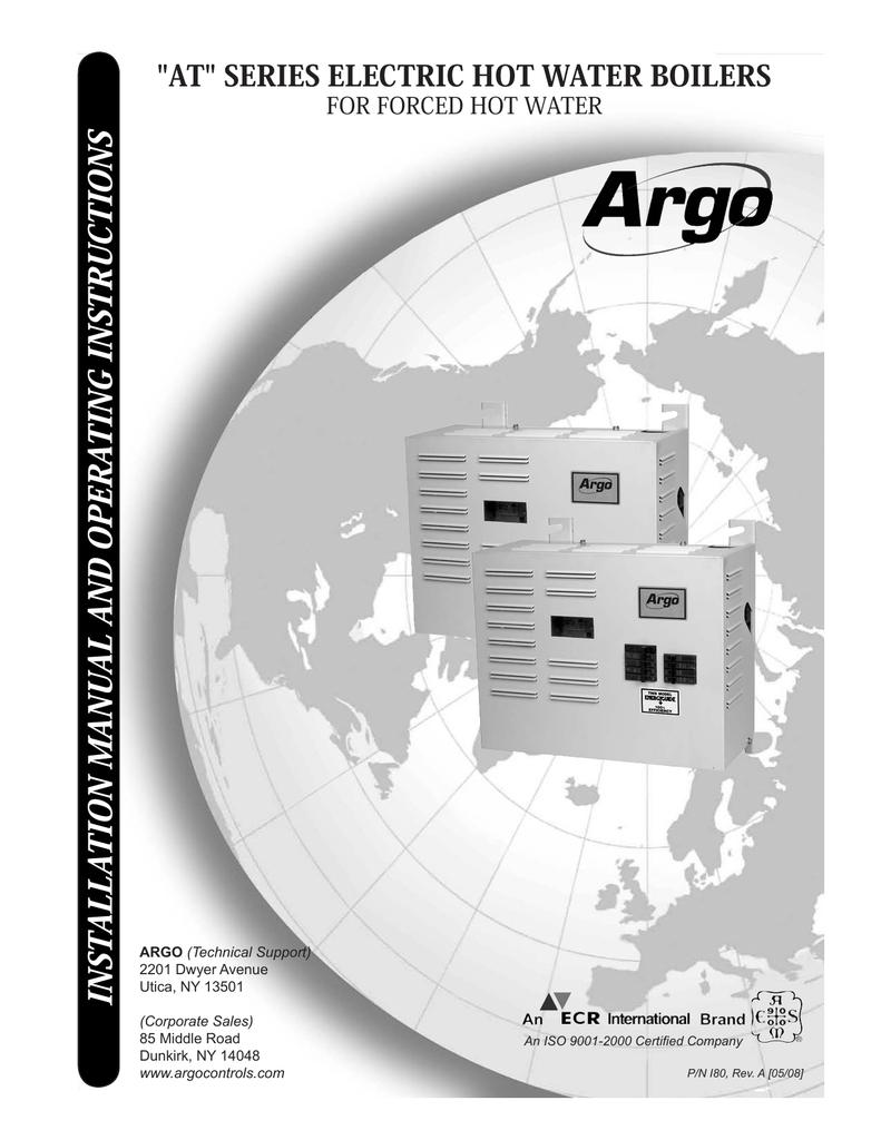 argo at1226 installation manual