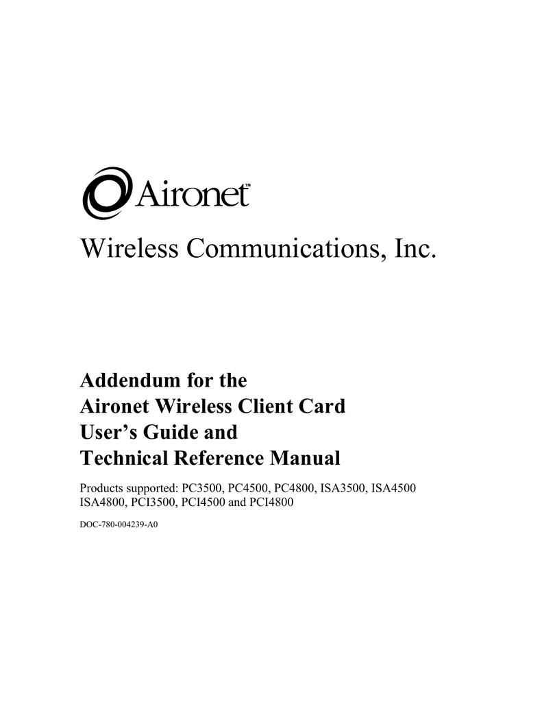 NEW DRIVERS: AMBICOM WL1100B-AR