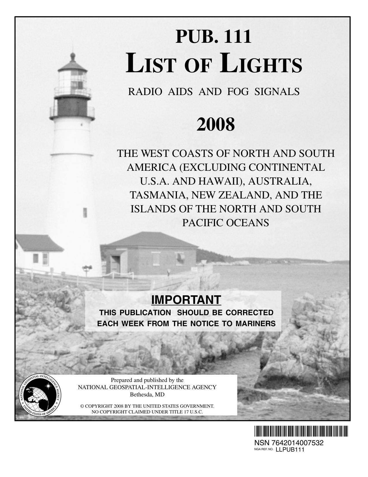 LIST OF LIGHTS | manualzz com