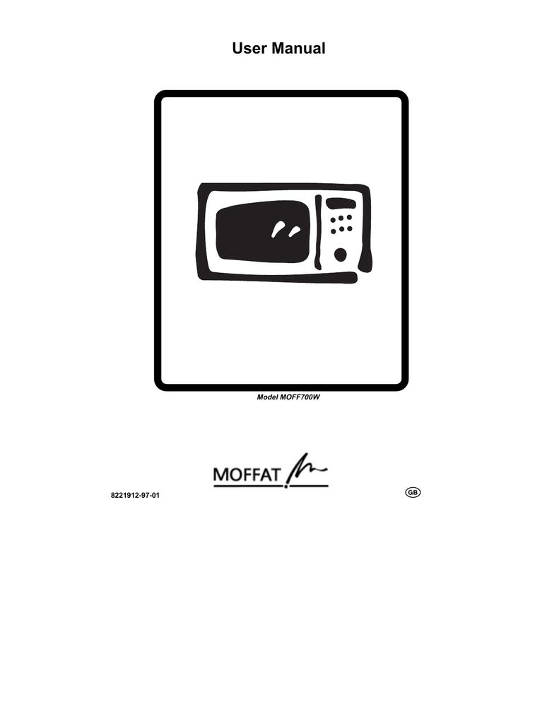 Moffat Moff700w User Manual Manualzz