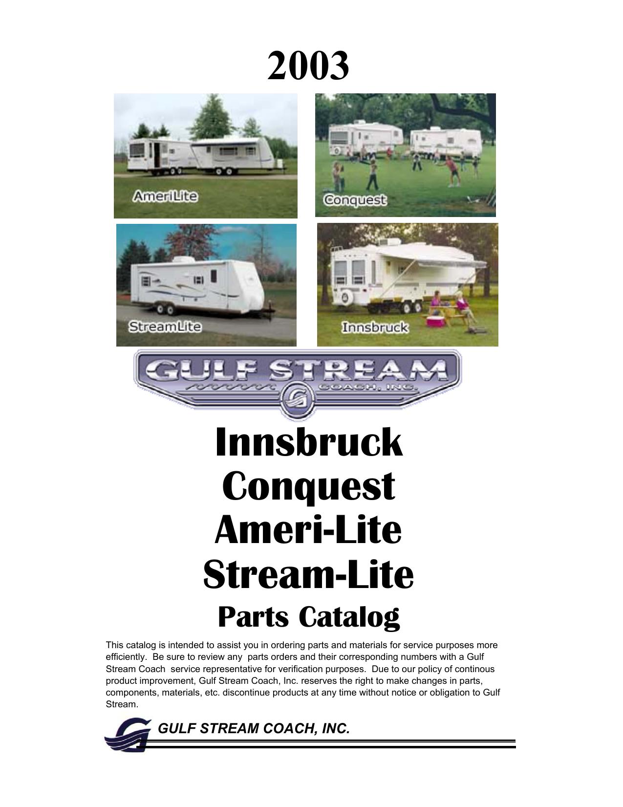 2003 Innsbruck/Conquest Floor Plans | manualzz com