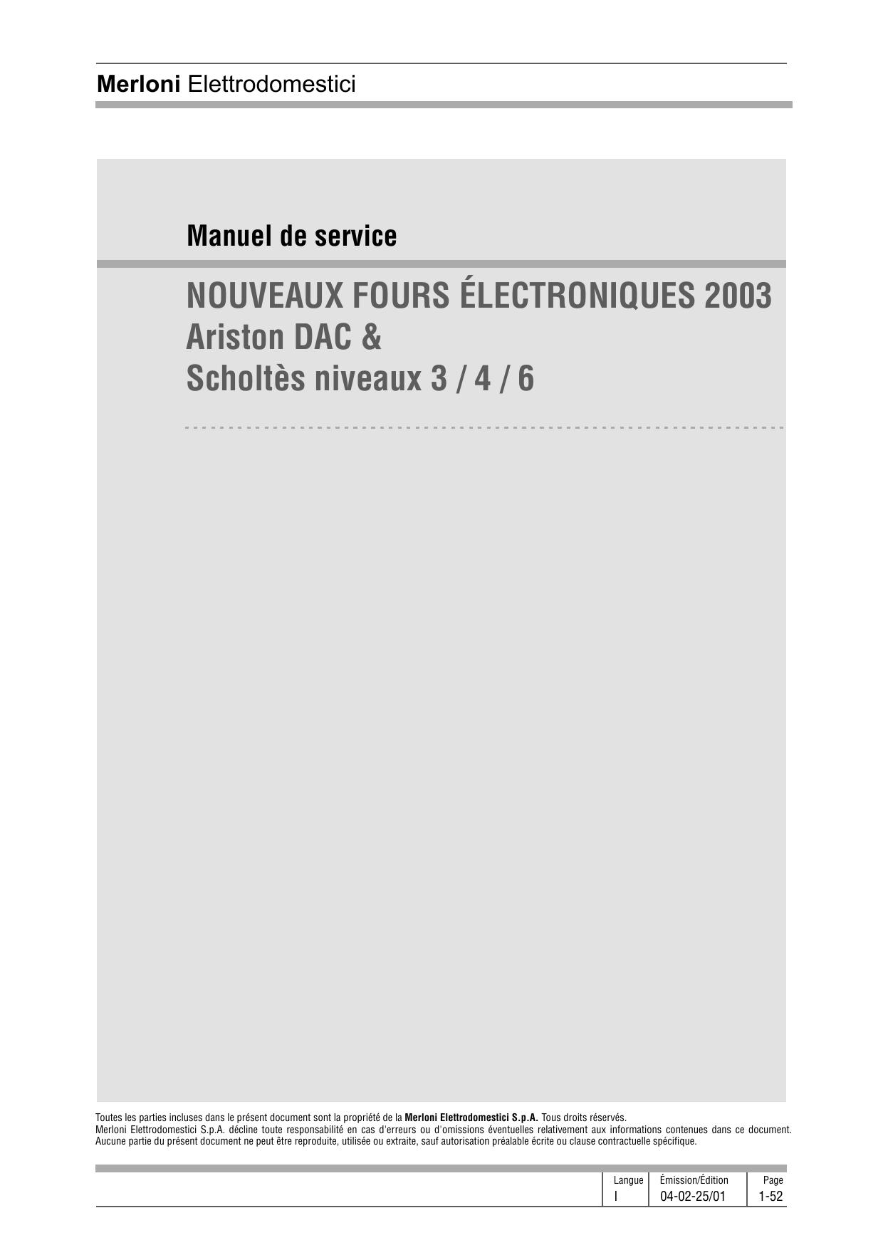 Notice De Réparation Four Scholtes Fx66 Manualzz Com
