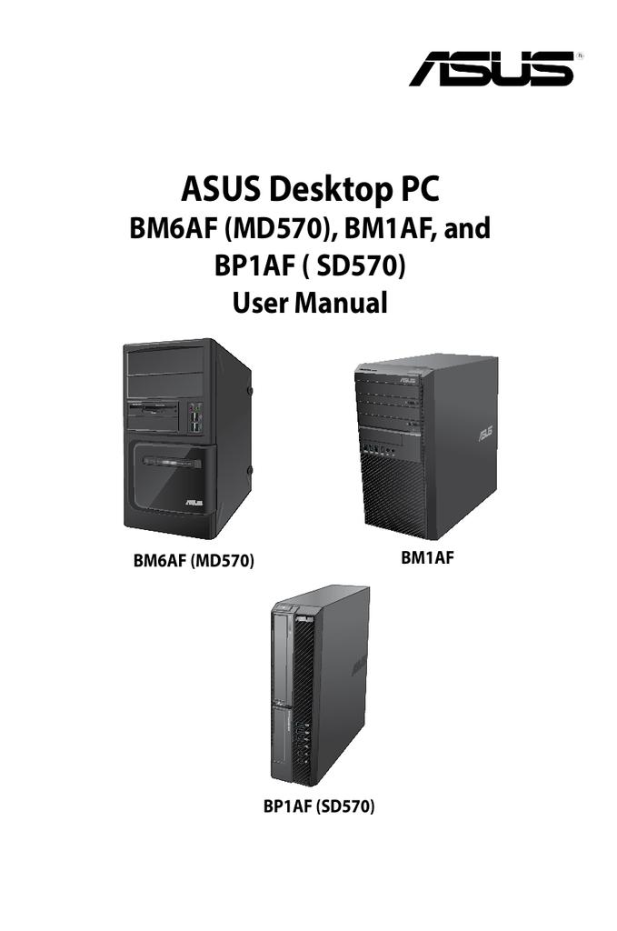 Asus BM6AF RST Windows 8 Driver Download