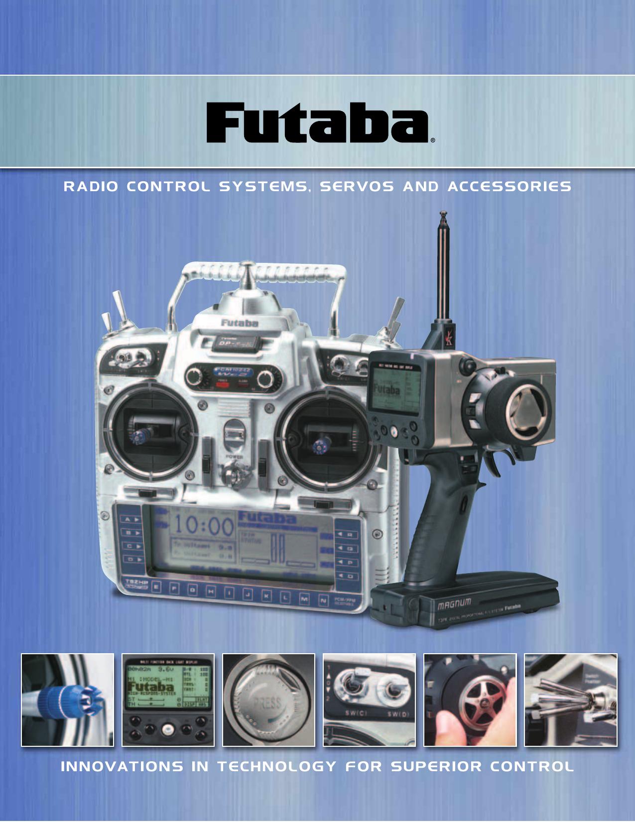 Futaba FSH6G Servo Horn Round S34//134//134G