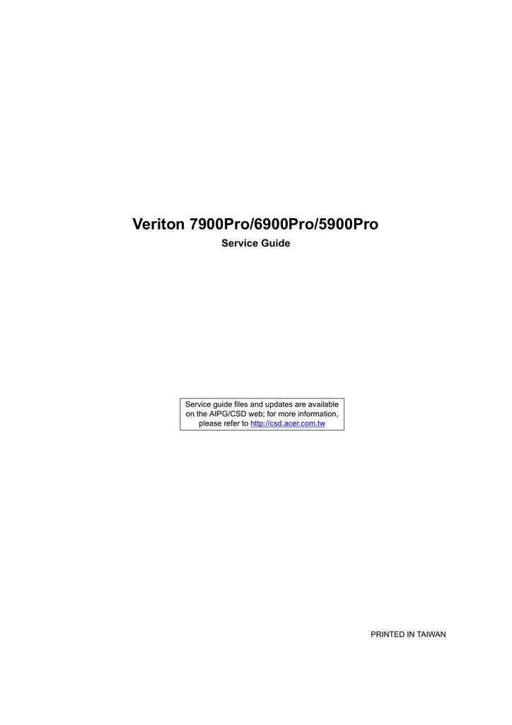 ACER VERITON 6900 PRO LAN DRIVER FREE