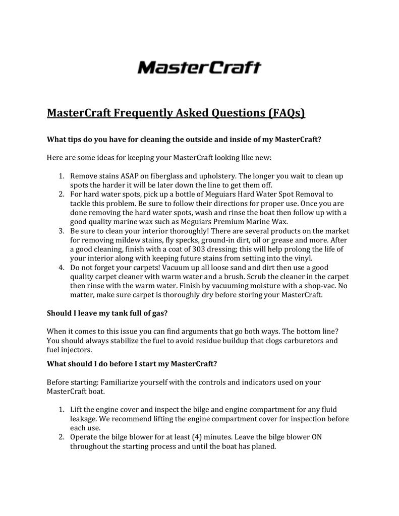 MasterCraft Wide Area Vacuum Specifications | manualzz com