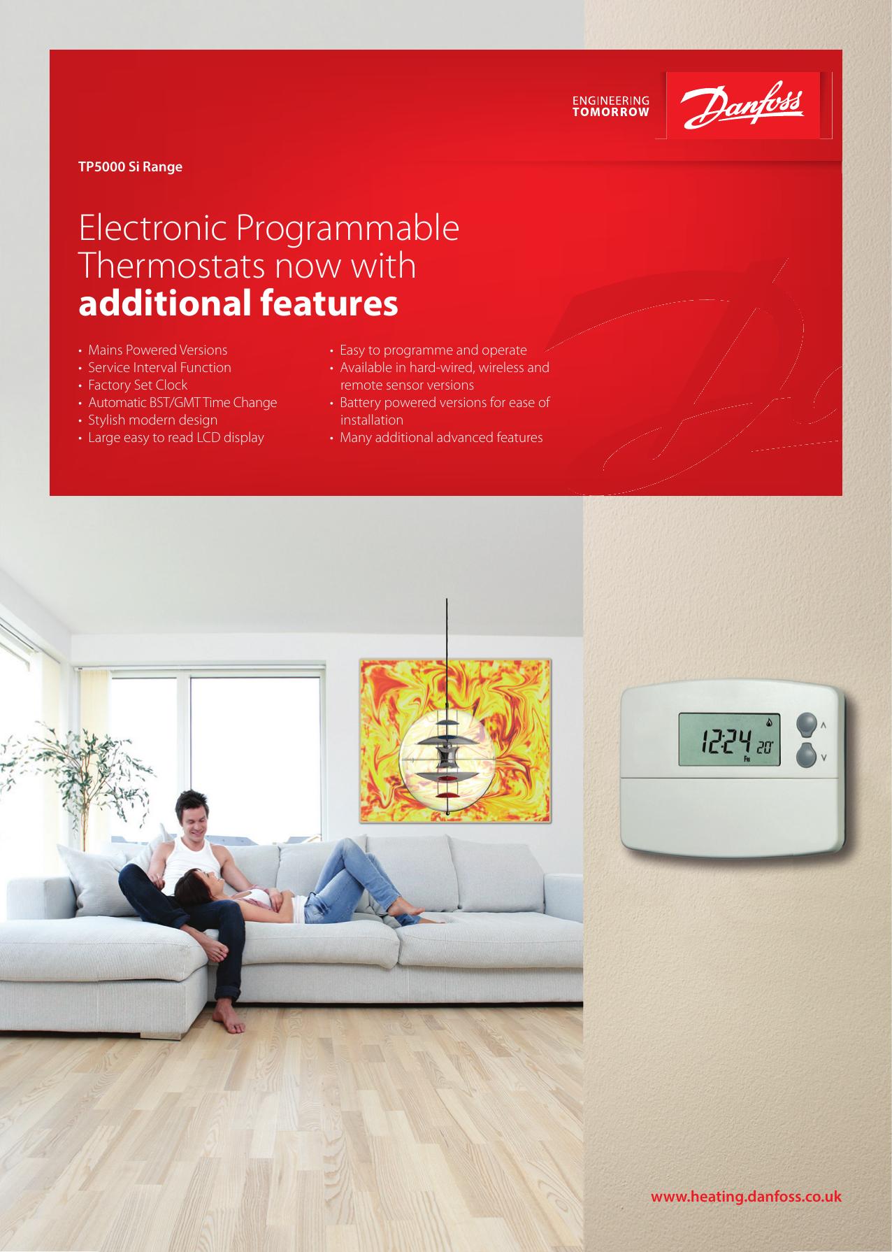 Tp5000 Si Rf Sales Leaflet Manualzz