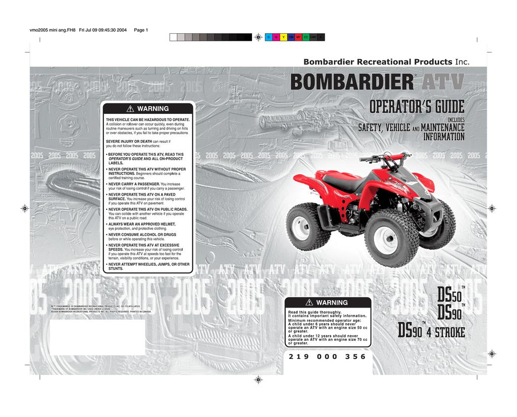 bombardier engine diagram bombardier ds50 specifications manualzz  bombardier ds50 specifications manualzz