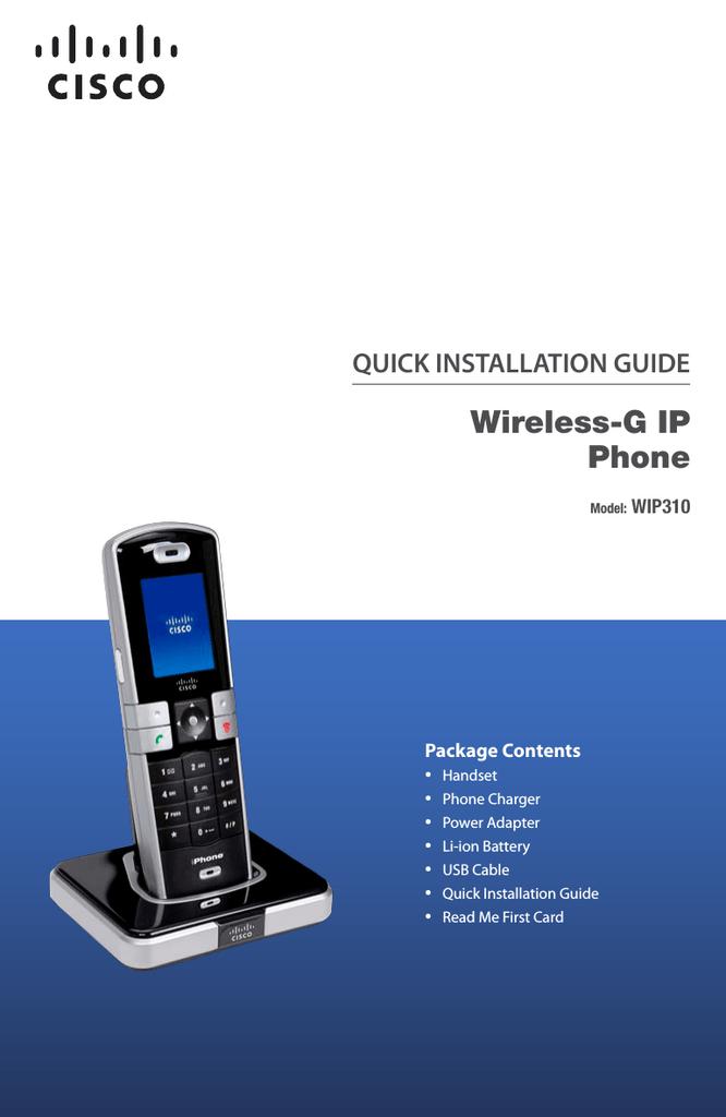 CISCO WIP310 IP PHONE DRIVERS DOWNLOAD