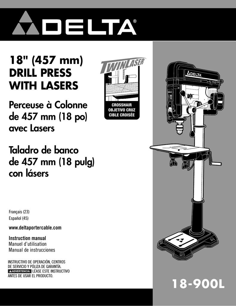 """Heavy Duty 1//2/"""" clés moins Drill Chuck mise à niveau pour DELTA 11-950 Type 2 Drill Press"""