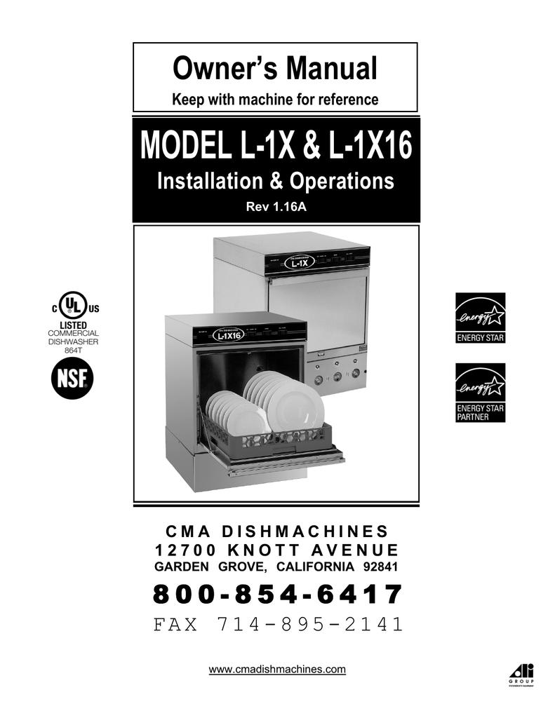 CMA Dish Machines 00408.80 2 Minute 8 Cam Timer Appliances Large ...