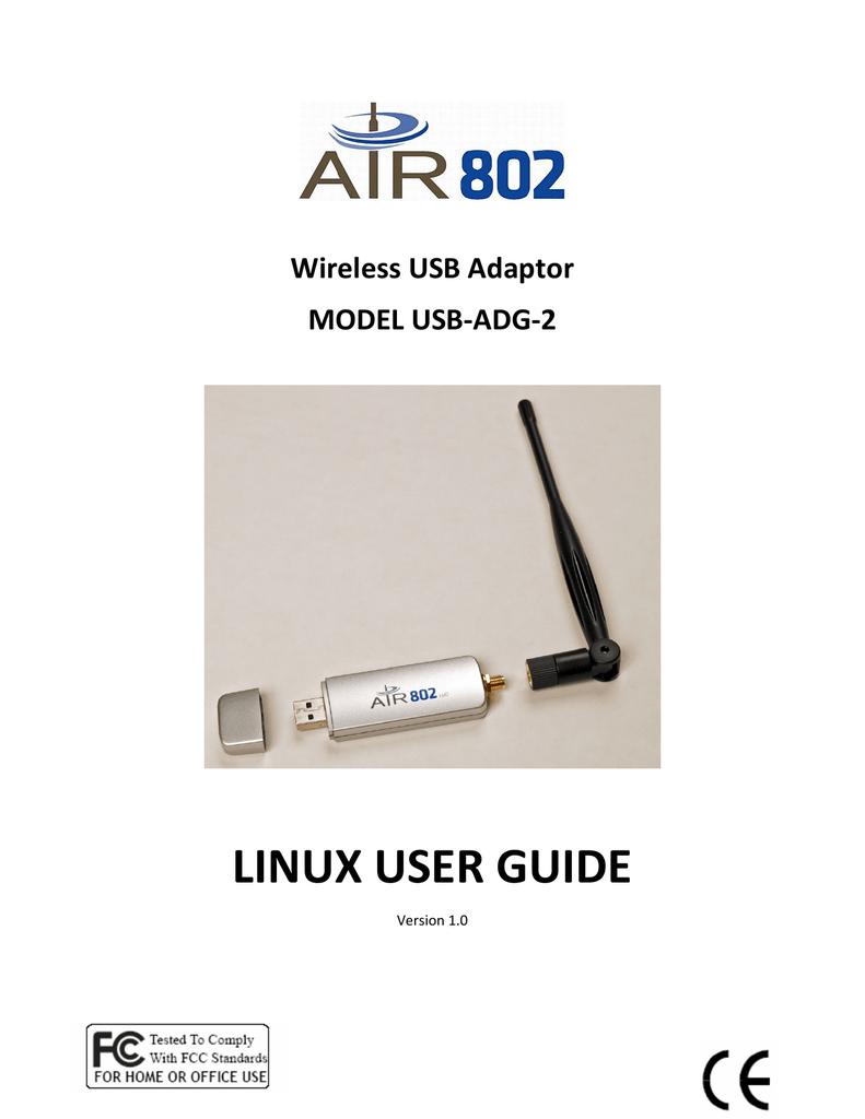 AIR802 LLC USB-ADG-2 DRIVERS DOWNLOAD FREE