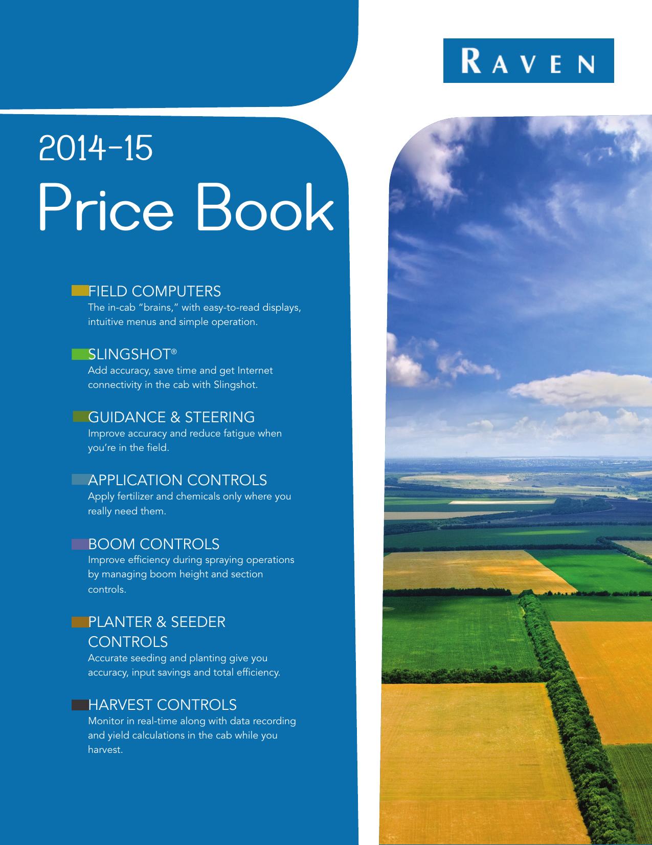 Raven Complete Price Catalog | manualzz.com on