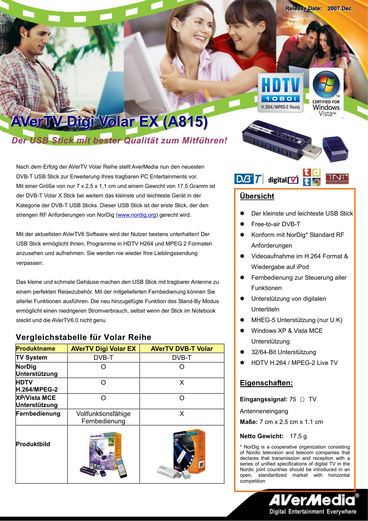 AVERTV DIGI VOLAR X A815 DRIVERS FOR PC
