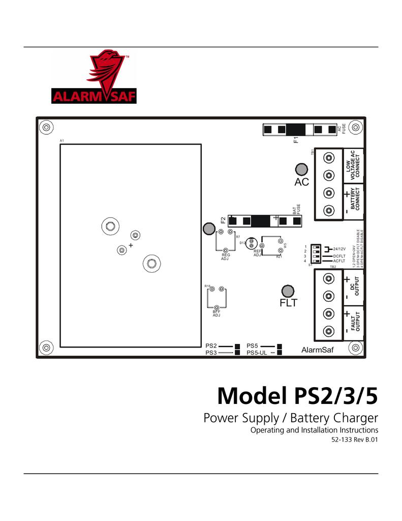 Wheelock Mt4 12 Lsm Instruction Manual Ps2 Fuse Diagram