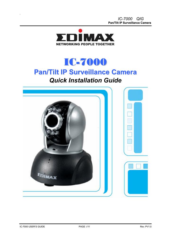 EDIMAX IC 1000 WINDOWS 7 X64 DRIVER