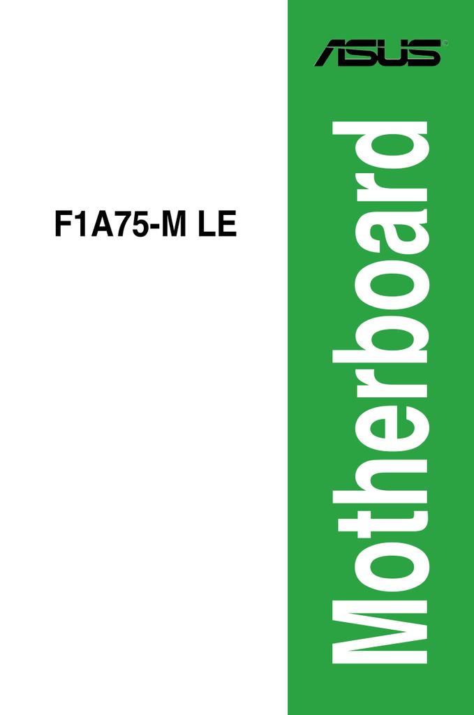 ASUS F2A85-M BUPDATER TREIBER WINDOWS 8