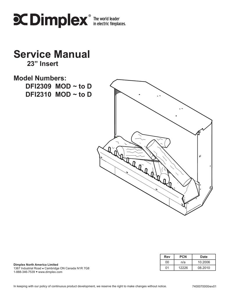 muskoka mfb28-2 service manual