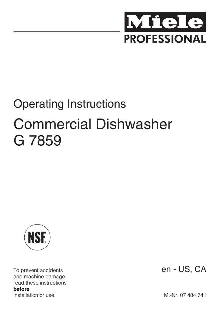 miele g 7823 operating instructions manualzz com rh manualzz com