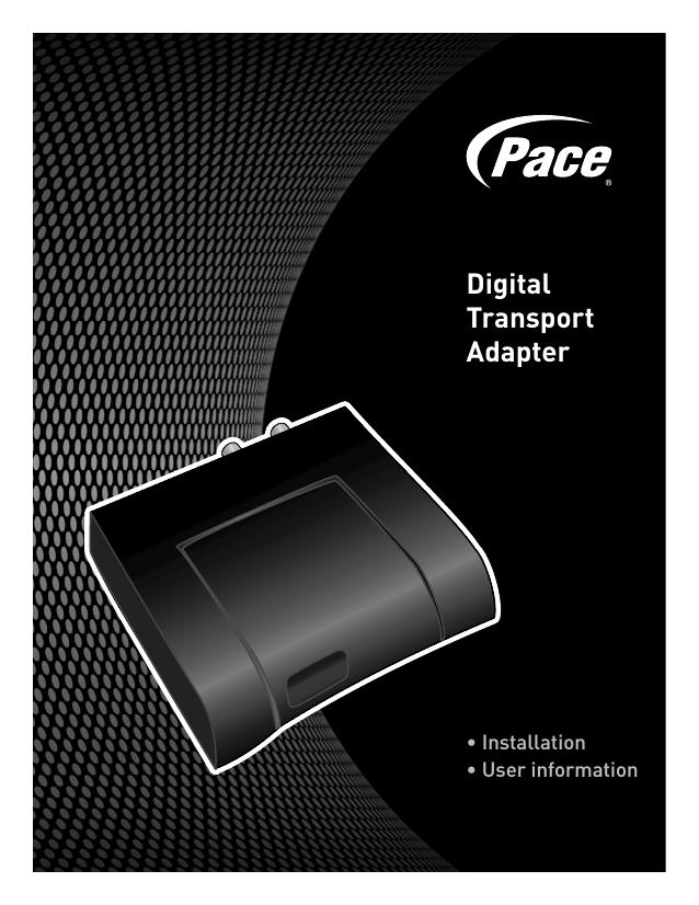 pace dc50x quick start guide manualzz com rh manualzz com Cisco DTA 170HD Comcast Remote Control