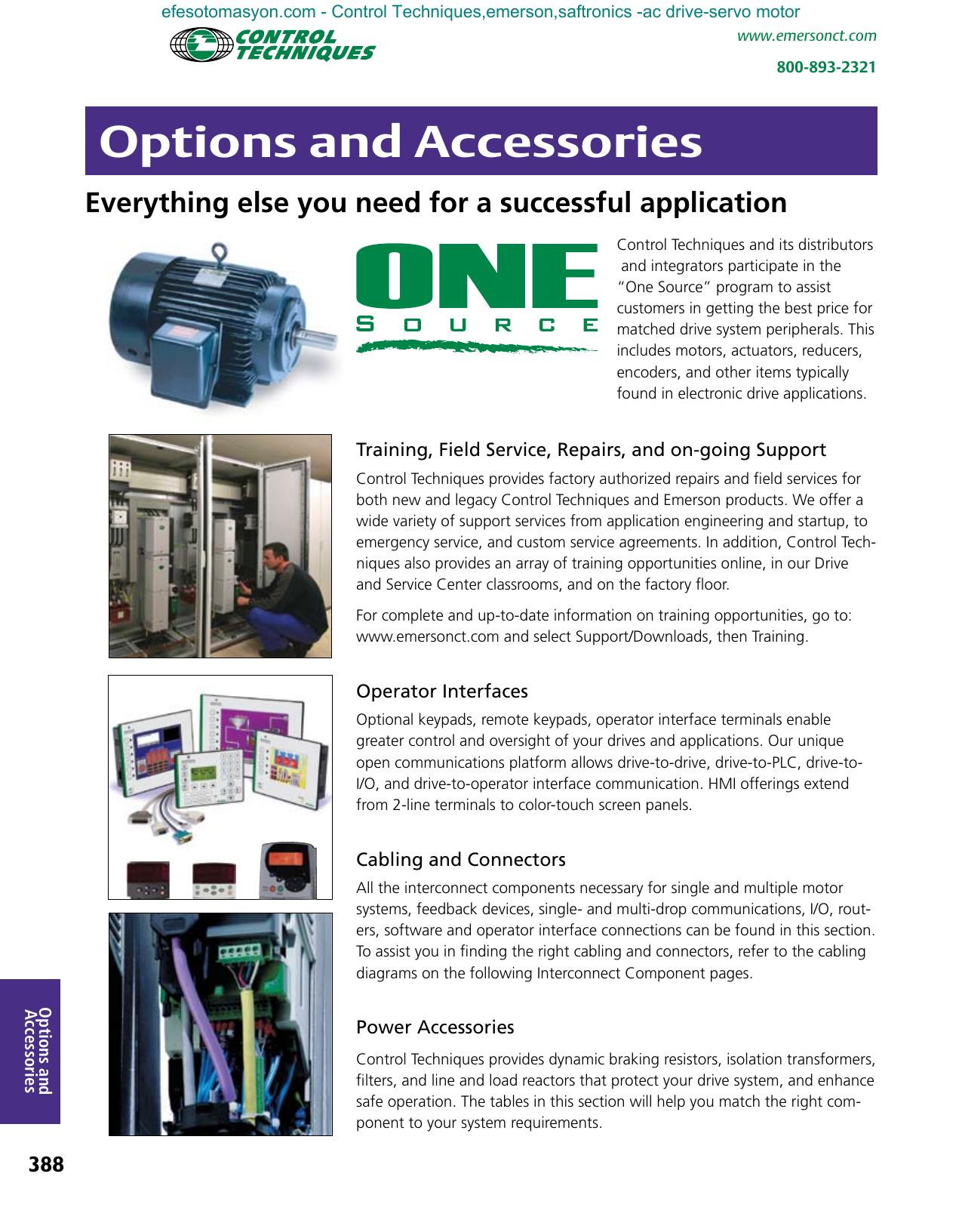 Options and Accessories | manualzz com