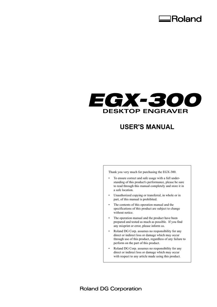 Roland camm 1 pnc 1000 manual pdf