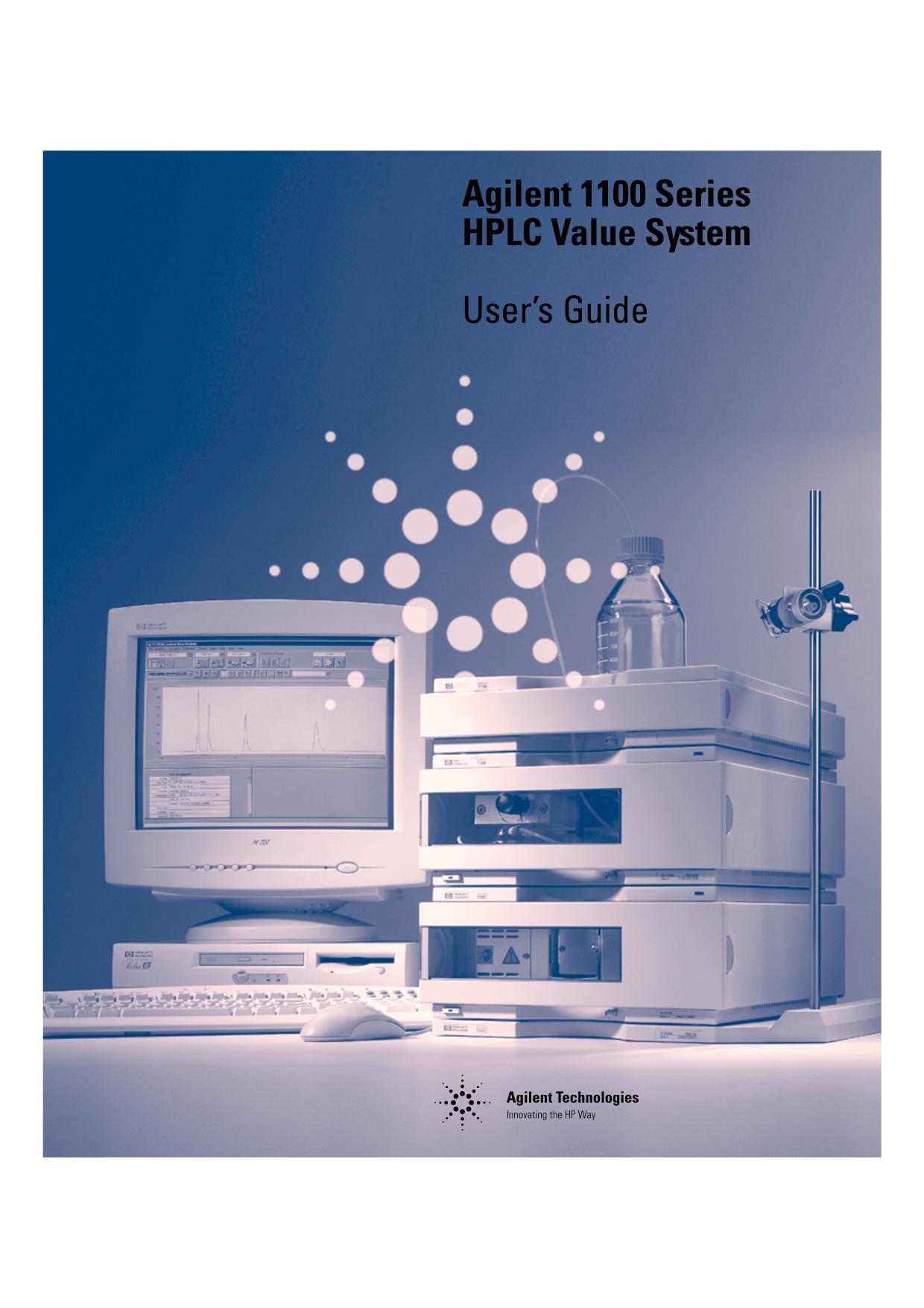 Agilent 1100 Series HPLC Value System User`s Guide | manualzz com