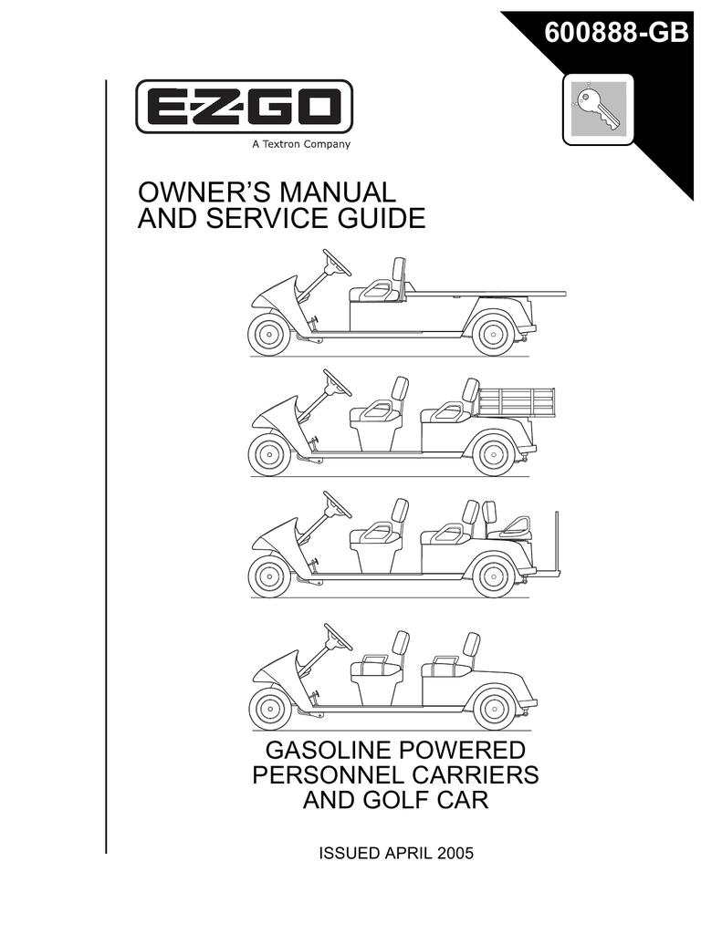 36 Volt Ezgo Wiring Diagram E 301