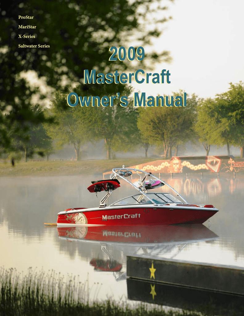 mastercraft prostar x14v owner s manual manualzz com rh manualzz com 1990 mastercraft prostar 190 owner's manual 1988 Mastercraft Prostar 190