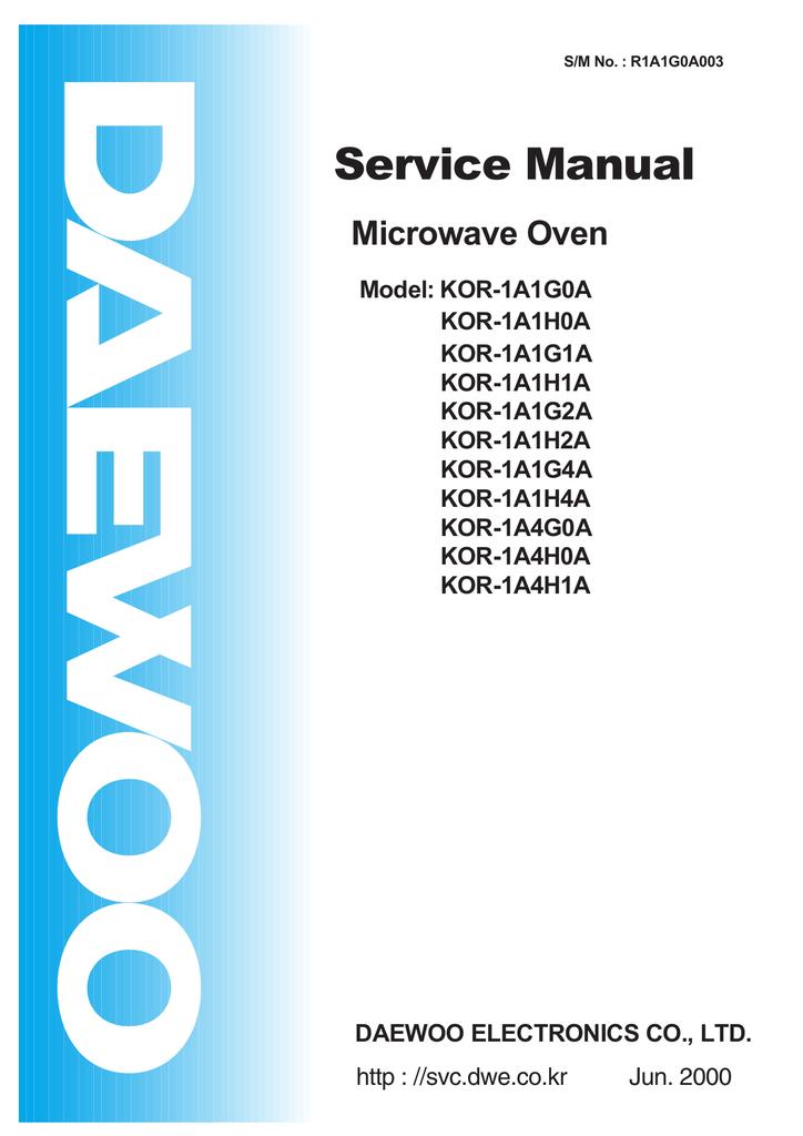 DAEWOO KOR-638R DRIVERS FOR WINDOWS 8