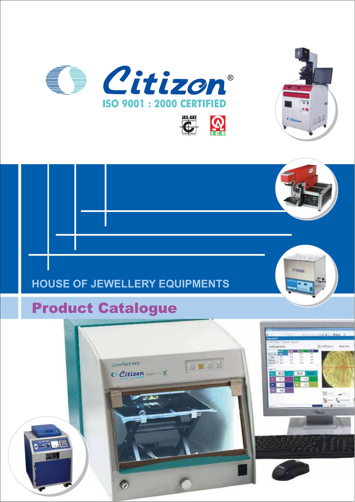 Citizen Scale | manualzz com