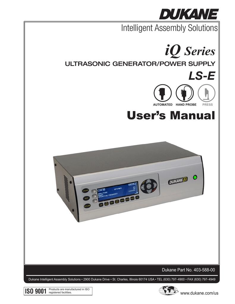 001487457_1 75a0e594a01026f922345c75bdc64a99 dukane iq series user`s manual  at crackthecode.co