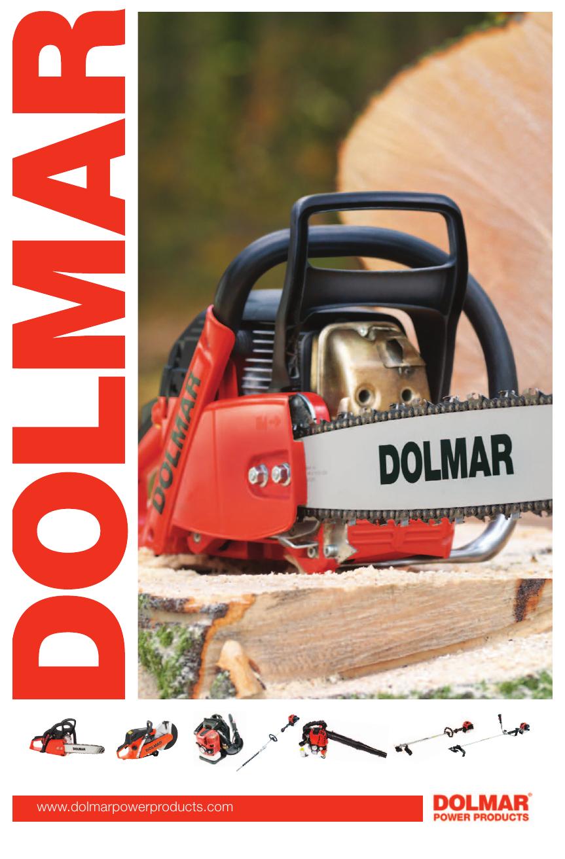 pdf - DOLMAR Power Products | manualzz com
