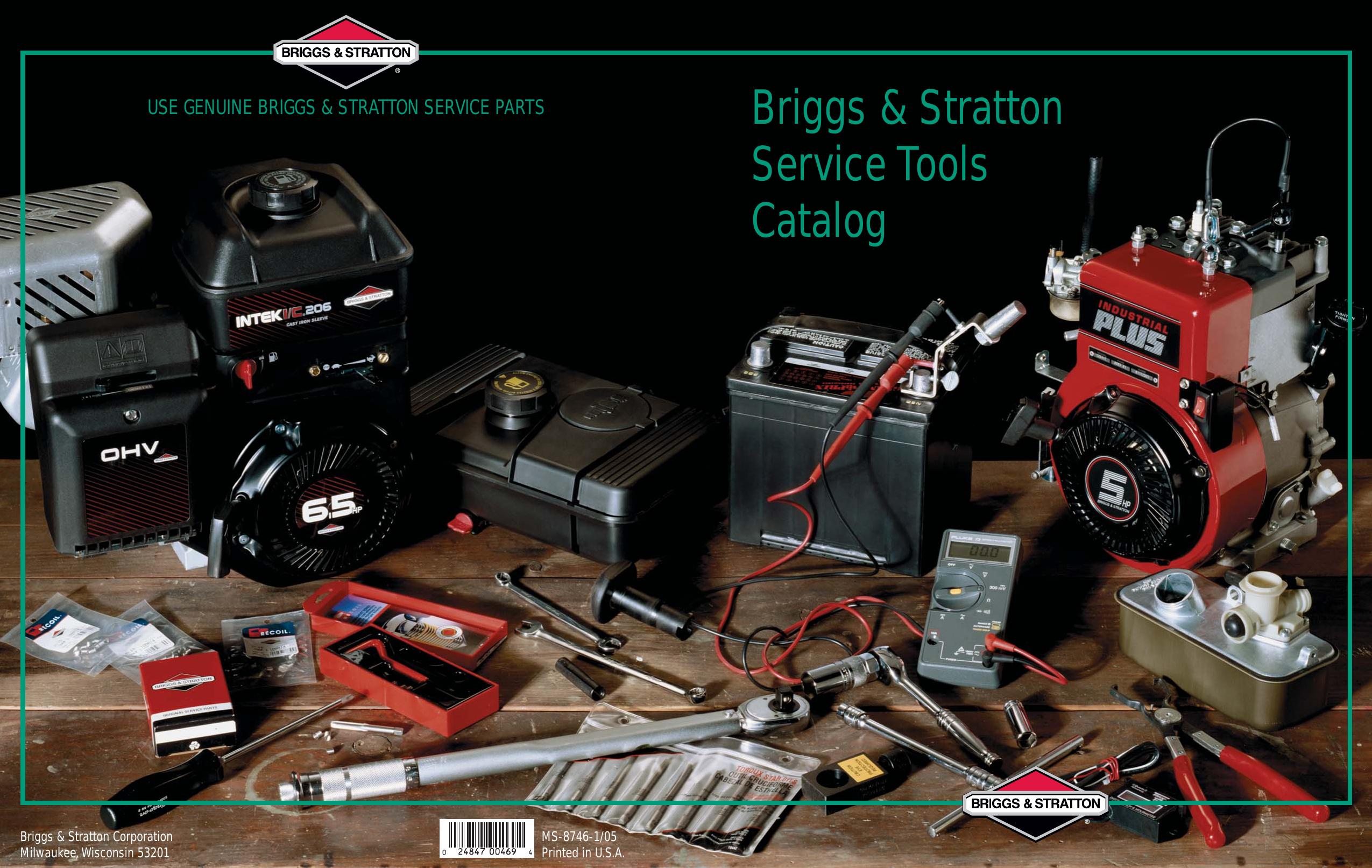 Briggs /& Stratton 19347 Valve Spring Compressor