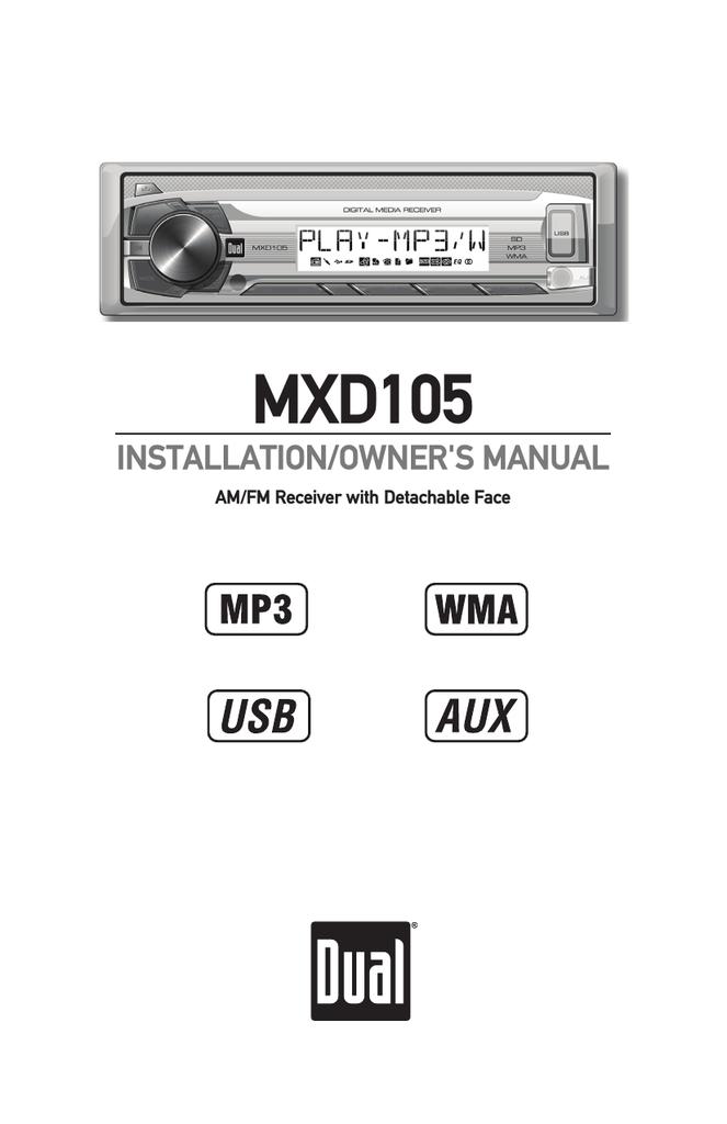 Dual 12 Pin Wire Harnes Manual Guide