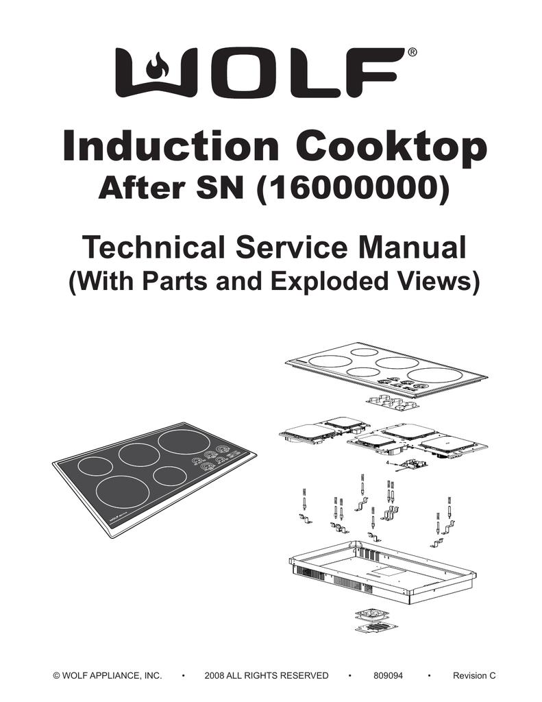 Wolf CT36I/S Service manual | Manualzz | Wolf Range Wiring Diagram |  | manualzz