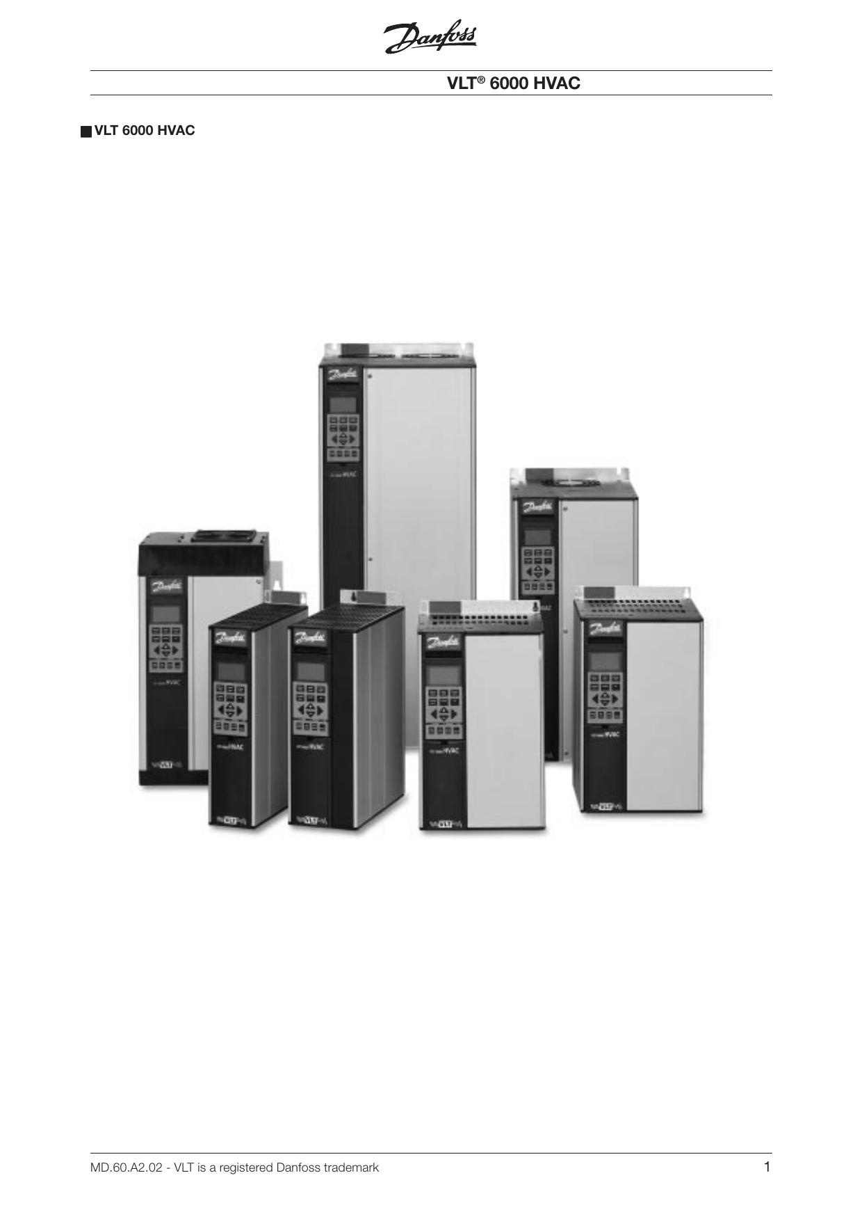 VLT® 6000 HVAC | manualzz.com on