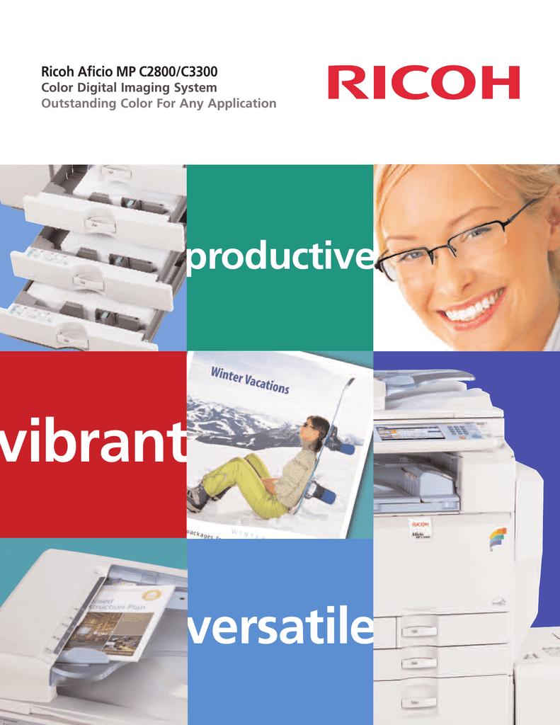 Ricoh Mp 5002 Service Mode