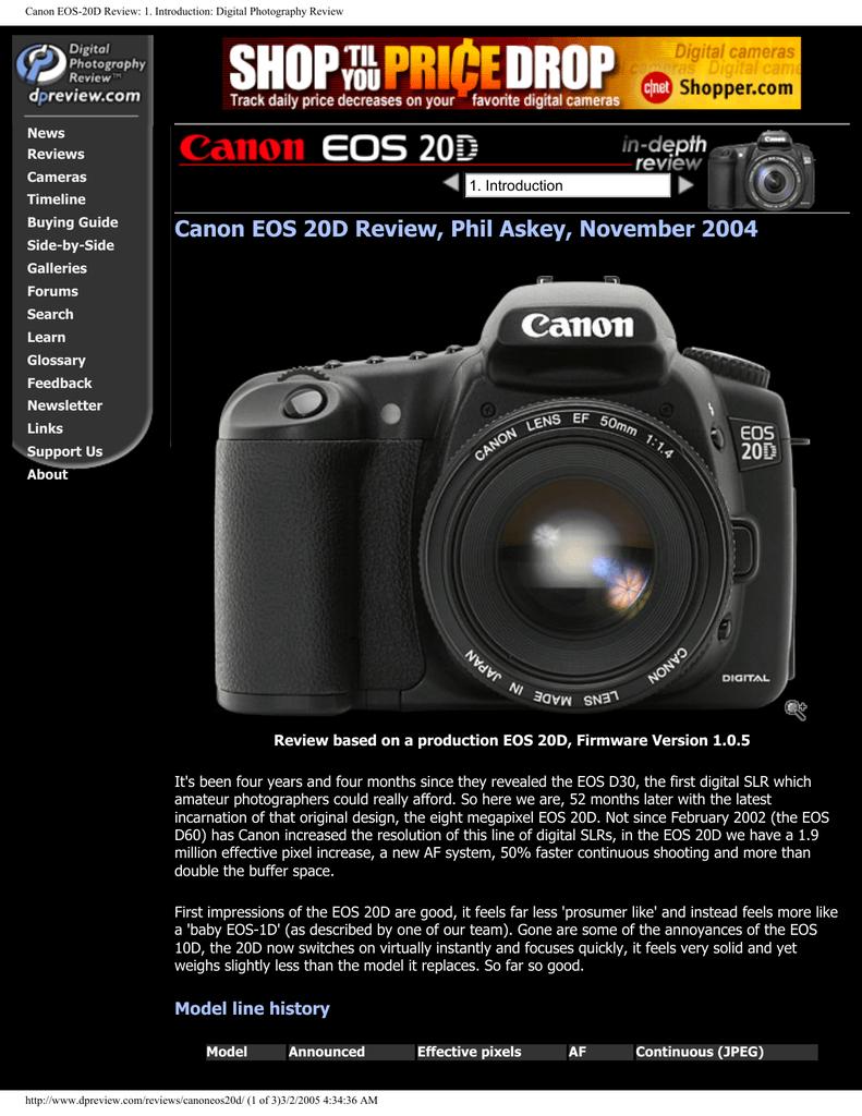 10D Canon Dioptric Adjustment Lens E 20D for EOS 1D +2 D30 Digital Rebel /& 1v SLR Cameras D60