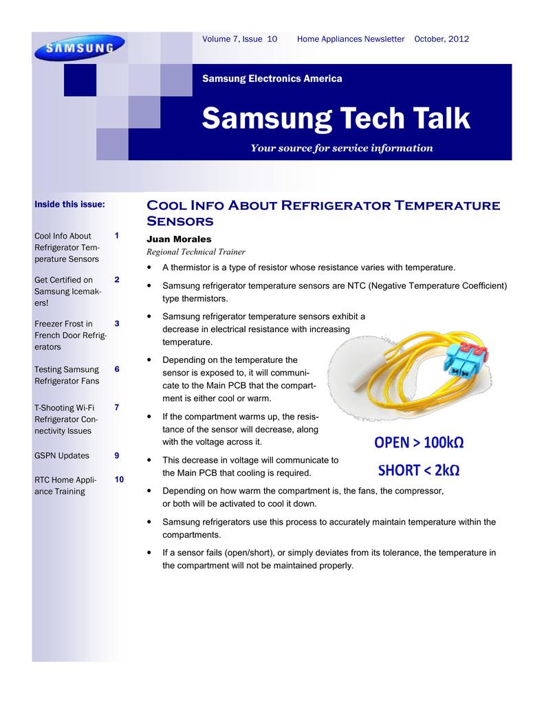 Samsung Tech Talk P C Richard Son Manualzz