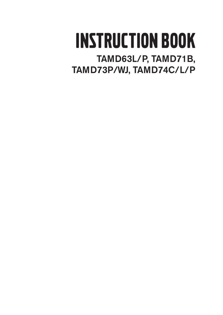 Volvo tamd 73 manual array volvo penta tamd70c operating instructions manualzz com rh manualzz fandeluxe Choice Image